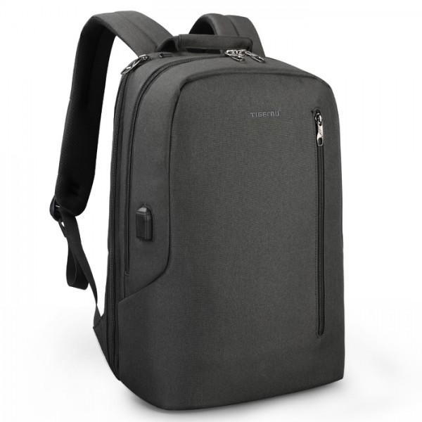 Ανδρικό Backpack Σακίδιο Πλάτης TIGERNU T-B3622 ΓΚΡΙ